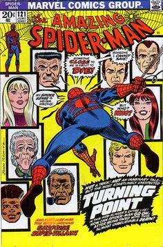 The Amazing Spider-Man (Vol. 1) 121 (1973/06)