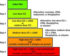 Asthma COPD Medications Chart ** You can find out more details at the link of the image.