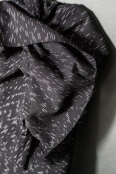 075c98f4315 Alaskan Snow - Merchant & Mills Trousers, Snow, Cotton, Pattern, Dressmaking  Fabric
