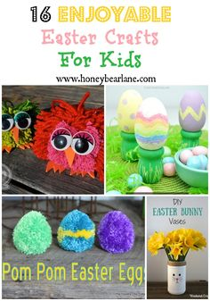 Easter Crafts For Ki