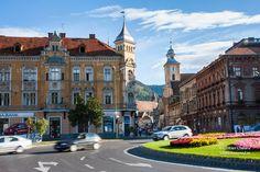 Brasov, Romania Brasov Romania, Cities, Mansions, Country, House Styles, World, Life, Europe, Romania