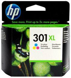 HP 301XL High Yield Colour Ink Cartridge HP http://www.amazon.co.uk/dp/B003LNT4SM/ref=cm_sw_r_pi_dp_sVZOvb0MEWD97