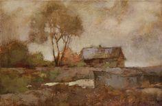 Alexander Zavarin, 1954 ~ Landscape painter