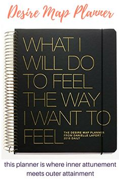 Created by Danielle LaPorte, bestselling author and member of Oprah's Super Soul The Desire Map Planner is for women who want to put their soul on the agenda. Gifts For Girls, Gifts For Her, Office Organisation, Danielle Laporte, New Year Planning, The Desire Map, Create 365, 50th Birthday
