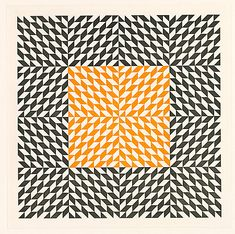 Probably too detailed for the display, but interesting.  Anni Albers