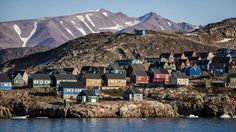 Ittoqqorrtoormiit, population 400, is one of the most remote villages in #Greenland