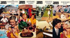 1970-luku: Sokos Hotels -ketju perustetaan