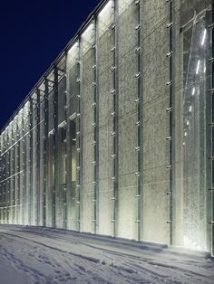 Estonian National Museum - Tartu, Estonia - Architectural project: DGT, Dorell…