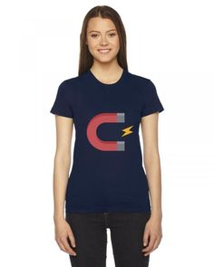 Couple 2 Ladies Fitted T-Shirt