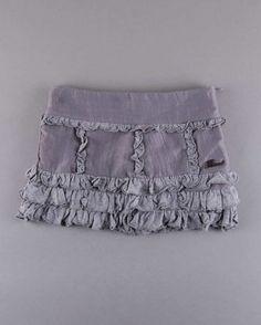 Falda de volantes talla 6 años (6,25€) http://www.quiquilo.es/nina/4076-falda-de-volantes.html