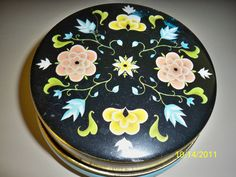 Circa 1907 Riley's Vintage Toffee Tin  From by ArtsyTreasures, $39.99