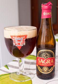 Sagra Roja. Red Ale. 6.1º