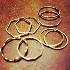 鎌倉のアクセサリー屋さん『gram』で世界に一つだけの指輪づくり♡にて紹介している画像