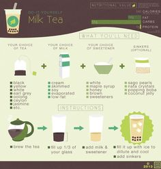 Diy boba tea