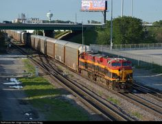 RailPictures.Net Photo: KCS 4809 Kansas City Southern Railway GE ES44AC at Hodgkins, Illinois by Robby Gragg