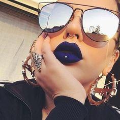 New Ideas Piercing Nariz Aro Morenas - wanderlust Beauty Makeup, Hair Makeup, Hair Beauty, Ashley Piercing, Lip Piercing, Septum, Body Mods, Lip Colors, Makeup Inspiration