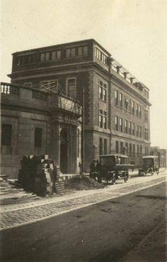 Children's Hospital of the University of Pennsylvania, 18th and Bainbridge Streets,1922