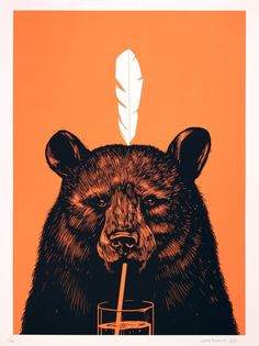 print-plakat-bjoern-bear-poster-kunst-art