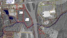 SOLD: 19.53 Acres Commercial Land in Chatham County NC  http://www.ericandrewsrealtor.com/sold-888199-chatham/