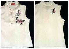 VA7- Pintura em blusa (frente e costas)