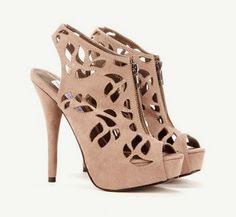 Cute skin color ladies summer high heel inspiration | Fashion World