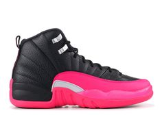 quality design 3914c dbf0d 33 Best Pink and black Jordans images | Shoes sneakers, Athletic ...