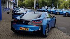 Schlupp and Amartey receive brand new BMW model   Photos