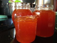 Sea buckthorn recipe. Sea buckthorn jelly.