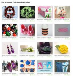 Beautiful treasury by @wartickravels  <3  Thank you very much for including me https://www.etsy.com/treasury/NTU1MDA5MTd8MjcyNzc2NzcxMg/end-of-summer-finds-from-craftysellers  #etsy #etsytreasury #handmade