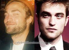Robert Pattinson Without Makeup