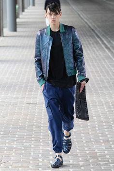 3.1 Phillip Lim - Spring 2014 Menswear - Look 13 of 40