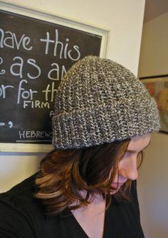 Crochet hat 1