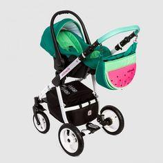 Бебешка количка 2в1 WATERMELON - DADA PARADISO 2015
