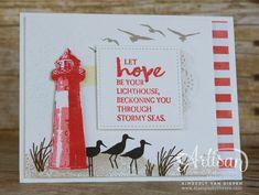 Light of Hope, High Tide stamp set, Stampin' Up!