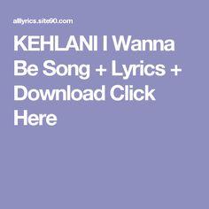 KEHLANI I Wanna Be Song + Lyrics + Download  Click Here