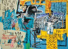 Jean-Michel Basquiat and Madonna | Madonna et Jean-Michel Basquiat (1982)...