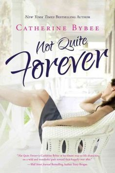 Not quite forever by Catherine Bybee.  Click the cover image to check out or request the romance kindle.