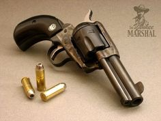 Would love one of these, Ruger Vaquero Bird's Head Grip. Weapons Guns, Guns And Ammo, Glock Guns, Revolver Rifle, Single Action Revolvers, Home Defense, Cool Guns, Le Far West, Firearms