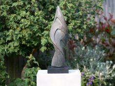 Garden sculpture abstract bronze modern art