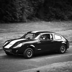 "The little #MiniMarcos started life as an experimental race car called the DART, an aerodynamically optimized, streamlined #Mini designed by Desmond ""Dizzy"" Addicott. Modern #Mini fans may never have heard of this car, but it was a wild, race-oriented mini inspired by the teardrop-shaped Fiat and Simca Abarths of the early 60s. The original DART was based on a wrecked Mini panel van that Addicott purchased for £5 and then hacked into #aerodynamic perfection - its teardrop shape was…"