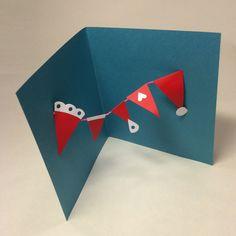 Tonttulakkikortti. lasten | askartelu | joulu | joulukortit | käsityöt | koti | DIY ideas | kid crafts | christmas | home | cards | Pikku Kakkonen
