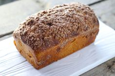 Triple Cinnamon Swirl Bread Photo
