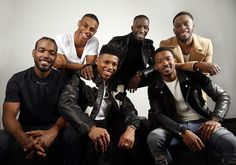 New Edition Net Worth - The Celebs Net Worth New Edition Bet, Woody Mcclain, Michael Bivins, Luke James, Keith Powers, Lucas Stranger Things, Thing 1, Black Actors, Man Crush Everyday