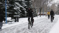 Here's everything you need to know about staying warm on your bike and riding in cold weather and wintry conditions.