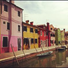 Murano Italy The glass blowing capital of the world.
