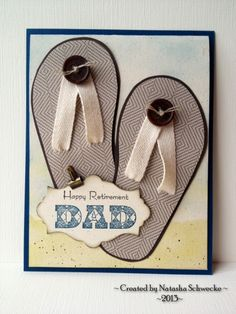 Retirement/Dad - Stampin' Connection
