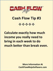 Purpose of a cash flow budget