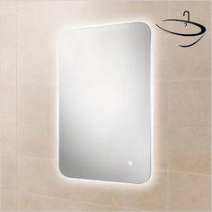 Hib bathroom mirrors globe 60 mirror 80 x 60 x for Miroir 70 x 50