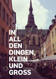 Vom Suchen und Finden by Carsten Prenger, via Behance