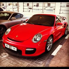 Red GT2 - one of my favorite cars